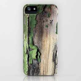 Green Peel iPhone Case