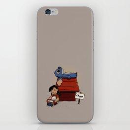 Lilo & Stitch iPhone Skin