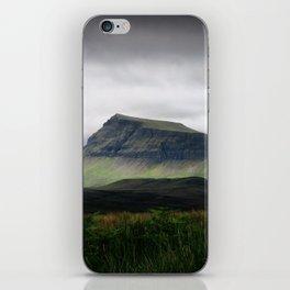 Green Mountain iPhone Skin