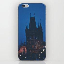 Nights in Prague iPhone Skin