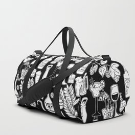 Alcohol Doodles Duffle Bag