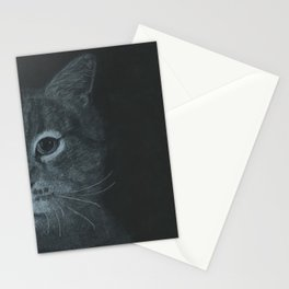 Cat Close Up Stationery Cards