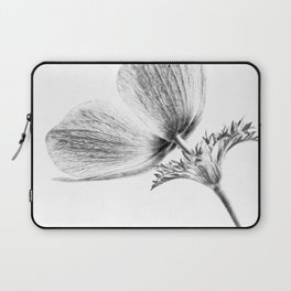 A Flower Of No Color Laptop Sleeve