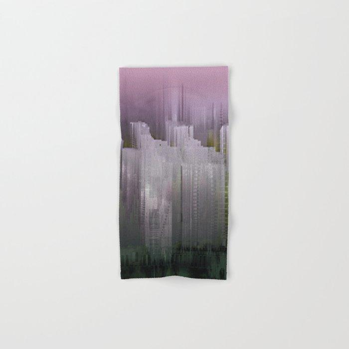 Melancholy / Floating Town / 30-11-16 Hand & Bath Towel