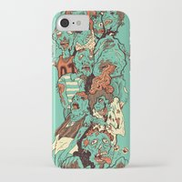 zombies iPhone & iPod Cases featuring Zombies by SarahRobbins