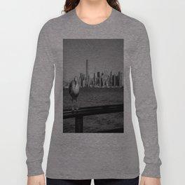 Birdhattan Long Sleeve T-shirt