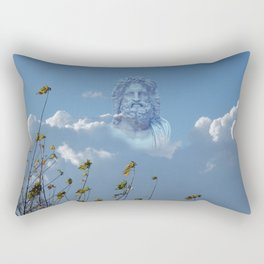 THE GOD Rectangular Pillow