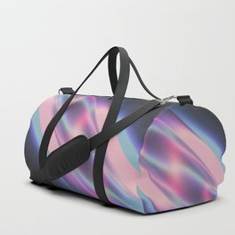 Lights In The Sky Duffle Bag