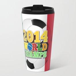 2014 World Champs Ball - Mexico Travel Mug