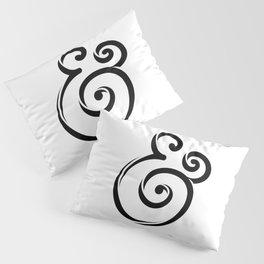 InclusiveKind Ampersand Pillow Sham