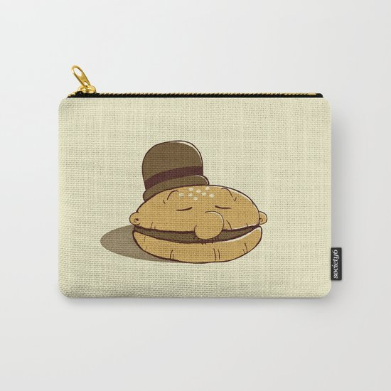 Burger Fiend Carry-All Pouch