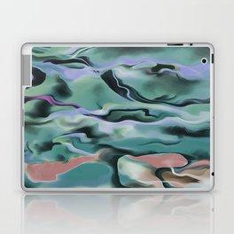 Waves In Harmony Laptop & iPad Skin