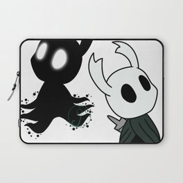Hollow Knight The Void that Fills the Knight Laptop Sleeve
