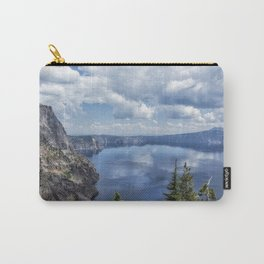 Crater Lake from the North Rim, No. 2 Carry-All Pouch