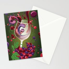 Taste Test - Mixology Series Stationery Cards