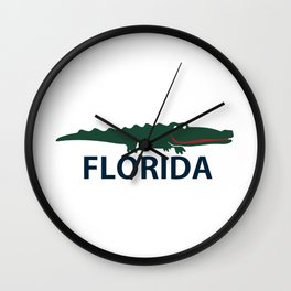 Florida. Wall Clock