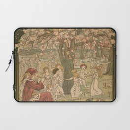 The Pied Piper of Hamelin - Robert Browning Laptop Sleeve