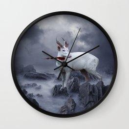 Bleed Wall Clock