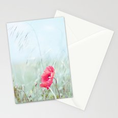 Thoughtful Poppy Stationery Cards