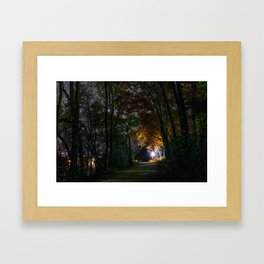 One light for us all Framed Art Print