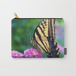 The Butterflies Garden Carry-All Pouch