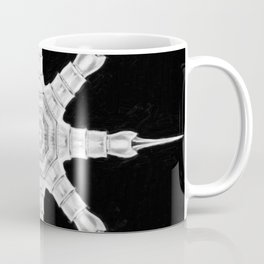 Ninja Star 2 Coffee Mug