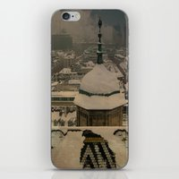 vienna iPhone & iPod Skins featuring Vienna 02 by Corrinna