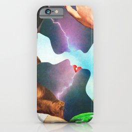 Electric Love iPhone Case