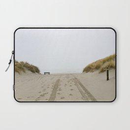 To the beach Laptop Sleeve