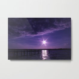 By the lake 3571 Metal Print