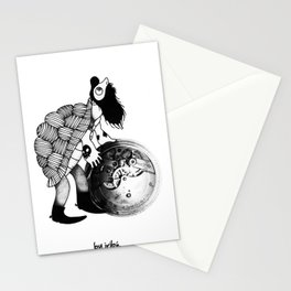 Hombre. Man. Homme. Stationery Cards