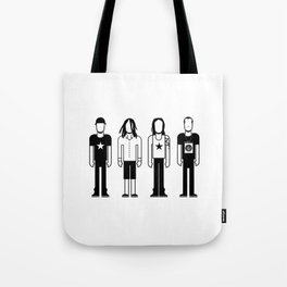 Rage Against the Machine Tote Bag