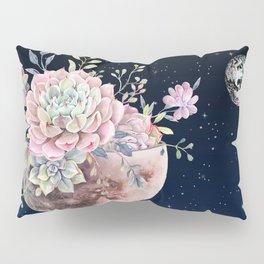 succulent night light Pillow Sham