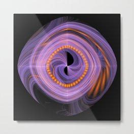 Electric Eye Metal Print