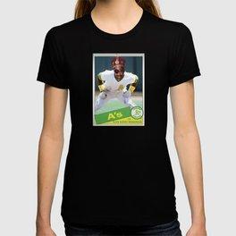 Slick Rickey Henderson T-shirt