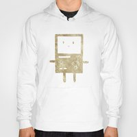 bmo Hoodies featuring BMO by Laela's Heart