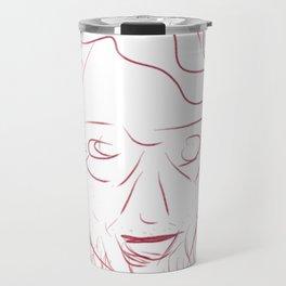 Face 1 Travel Mug