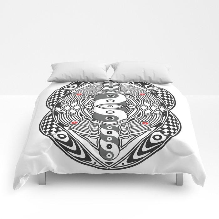Vesica Piscis Comforters