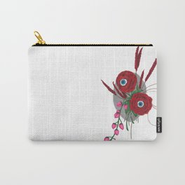 Lovely Looking Roses - Halloween Carry-All Pouch