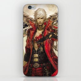Lucifer iPhone Skin