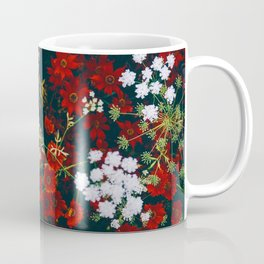The Flower Bed (Color) Coffee Mug