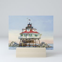 Thomas Point Light Mini Art Print