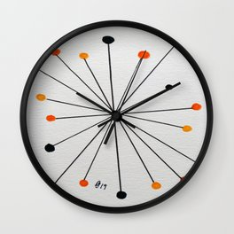 Astral Wall Clock