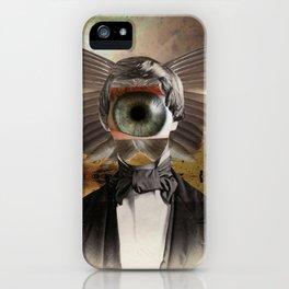 Mr. Insomnia iPhone Case