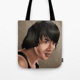 Jackie Chan Tote Bag