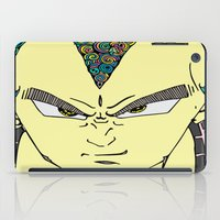 dragonball iPad Cases featuring Veget Nice by Tia Panda