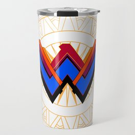WonderWoman Travel Mug