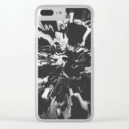 ØLYPŻE Clear iPhone Case