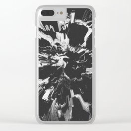 ØLYPŻE Clear iPhone Case