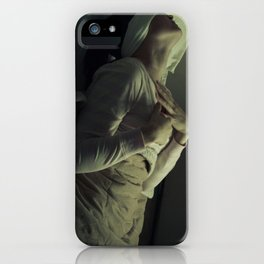 Lazarus iPhone Case